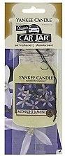 Düfte, Parfümerie und Kosmetik Auto-Lufterfrischer Midnight Jasmine - Yankee Candle Midnight Jasmine Jar Classic