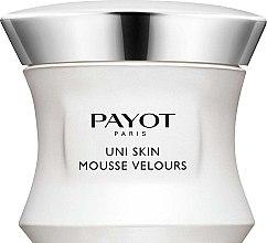 Düfte, Parfümerie und Kosmetik Glättende und korrigierende Gesichtscreme für ebenmäßigen Teint - Payot Uni Skin Mousse Velours