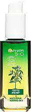 Regenerierendes Bio-Gesichtsöl für die Nacht mit Hanfsamenöl und Vitamin E - Garnier Bio Multi-Repair Sleeping Oil — Bild N2