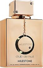 Düfte, Parfümerie und Kosmetik Armaf Club De Nuit Milestone - Eau de Parfum