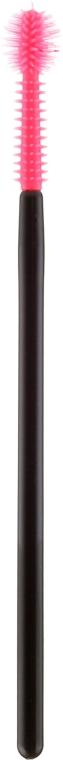 Wimpern- und Augenbrauenbürste aus Silikon rosa - Lash Brow