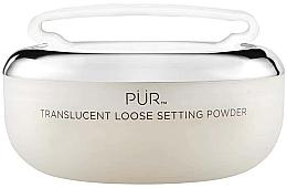 Düfte, Parfümerie und Kosmetik Loser Gesichtspuder - Pur Translucent Loose Setting Powder