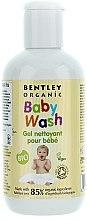 Düfte, Parfümerie und Kosmetik 2in1 Bio Shampoo und Duschgel für Babys - Bentley Organic Baby Wash