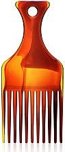 Düfte, Parfümerie und Kosmetik Kamm für lockiges Haar Afro S 60274 bernsteingelb - Top Choice