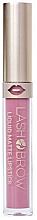 Düfte, Parfümerie und Kosmetik Lippenstift Liquid Matte - Lash Brow