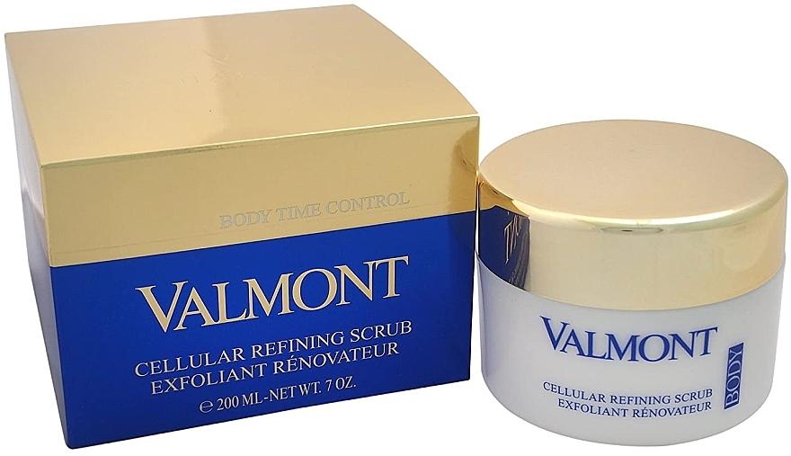 Regenerierendes Creme-Peeling für das Gesicht - Valmont Cellular Refining Scrub — Bild N1