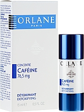 Düfte, Parfümerie und Kosmetik Serum-Konzentrat mit Koffein - Orlane Supradose Concentrate Caffeine Detoxifying