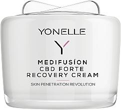 Düfte, Parfümerie und Kosmetik Anti-Aging Tages- und Nachtcreme für alle Hauttypen - Yonelle Medifusion CBD Forte Recovery Cream