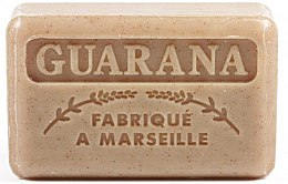 Düfte, Parfümerie und Kosmetik Handgemachte Naturseife Guarana - Foufour Savonnette Marseillaise Guarana