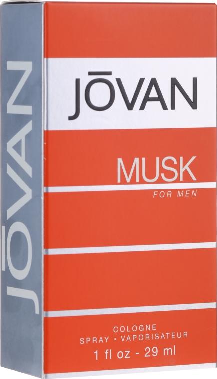 Jovan Musk for Men - Eau de Cologne