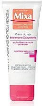 Düfte, Parfümerie und Kosmetik Pflegende Handcreme - Mixa Intensive Care Dry Skin Hand Cream Intense Nourishment