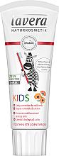 Düfte, Parfümerie und Kosmetik Kinderzahnpasta ohne Fluorid - Lavera Kids Toothpaste Organic Calendula and Calcium Fluoride
