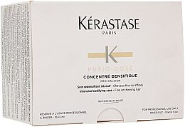 Regenerierende Haarkur für feines und dünner werdendes Haar - Kerastase Fusio Dose Concentree Densifique — Bild N3