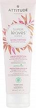 Düfte, Parfümerie und Kosmetik Farbschutz-Haarspülung mit Avocadoöl und Granatapfel - Attitude Conditioner Color Protection Avocado Oil & Pomegranate