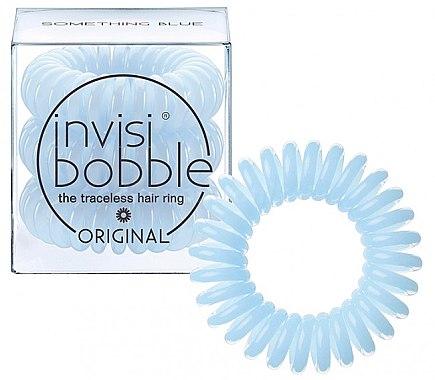 "Haargummis ""Something Blue"" 3 St. - Invisibobble Something blue — Bild N1"
