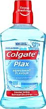 Düfte, Parfümerie und Kosmetik Mundspülung mit Pfefferminze - Colgate Plax Peppermint