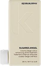 Düfte, Parfümerie und Kosmetik Farbverstärkende Conditioner-Kur für warme Blondtöne - Kevin.Murphy Sugared.Angel Hair Treatment