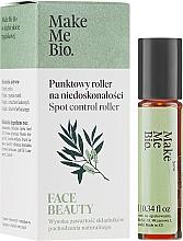 Düfte, Parfümerie und Kosmetik Spot Roller bei Unvollkommenheiten mit Teebaum-Extrakt - Make Me Bio Face Beauty Spot Control Roller