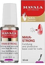 Düfte, Parfümerie und Kosmetik Nagelüberlack - Mavala Colorfix Strong Flexible Top Coat