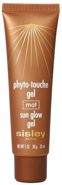 Mattierendes und transparent getöntes Gesichtsgel - Sisley Phyto-Touche Gel Sun Glow Gel Mat — Bild N1