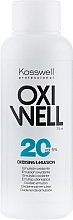 Düfte, Parfümerie und Kosmetik Entwicklerlotion 6% - Kosswell Professional Oxidizing Emulsion Oxiwell 6% 20vol
