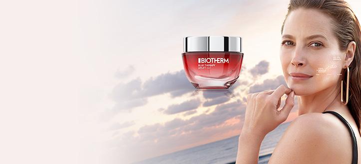 Beim Kauf von Biotherm Produkten ab 35 € bekommen Sie eine Handcreme 20 ml gratis dazu