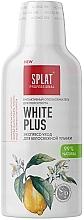 Düfte, Parfümerie und Kosmetik Mundspülung - Splat White Plus