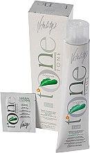Düfte, Parfümerie und Kosmetik Creme-Haarfarbe ohne Ammoniak mit Mischung aus natürlichen Ölen - Vitality's Tone