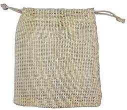 Düfte, Parfümerie und Kosmetik Wiederverwendbarer Netzbeutel mit Kordelzug 15x18 cm - Deni Carte