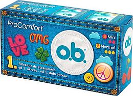 Düfte, Parfümerie und Kosmetik Tampons 8 St. + 8 St. - O.b. Pro Comfort