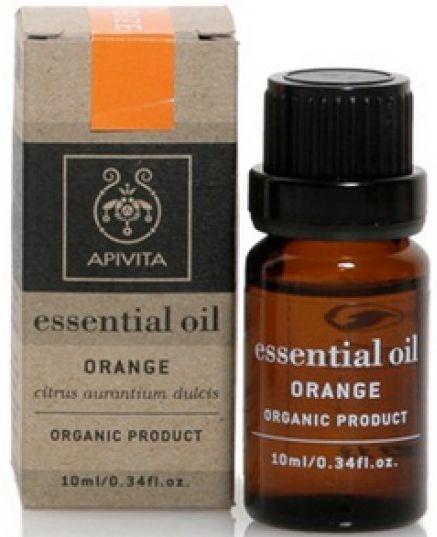 Ätherisches Orangenöl - Apivita Aromatherapy Organic Orange Oil — Bild N1