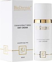 Düfte, Parfümerie und Kosmetik Tagescreme - BioDermic Caviar Extract Day Cream