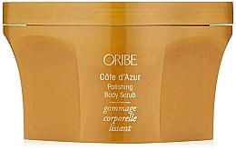 Düfte, Parfümerie und Kosmetik Oribe Cote d'Azur Polishing Body Scrub - Polierendes Körperpeeling