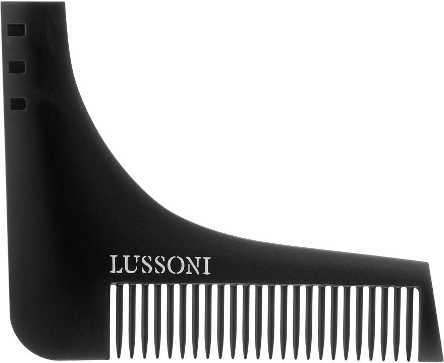 Bartkamm - Lussoni BC 600 Barber Comb