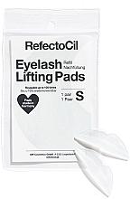 Düfte, Parfümerie und Kosmetik Lifting-Pads für geschwungene Wimpern aus Silikon Größe S - RefectoCil Eyelash Lifting Pads S