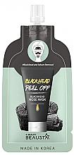 Düfte, Parfümerie und Kosmetik Seboregulierende Peel-Off Nasenmaske gegen Mitesser - Beausta Blackhead Nose Mask