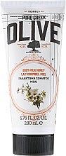 Düfte, Parfümerie und Kosmetik Körpermilch mit Honigextrakt - Korres Pure Greek Olive Honey Body Milk