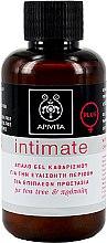 Düfte, Parfümerie und Kosmetik Intimpflegegel mit Propolis - Apivita Intimate Gentle Cleansing Gel Tea Tree Propolis