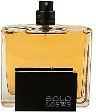 Düfte, Parfümerie und Kosmetik Loewe Solo Loewe - Eau de Toilette (Tester ohne Deckel)