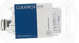 Düfte, Parfümerie und Kosmetik 2in1 Zahnseide & Zahnstocher - Curaprox Flosspic DF 967