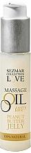 Düfte, Parfümerie und Kosmetik 100% natürliches Massageöl - Sezmar Collection