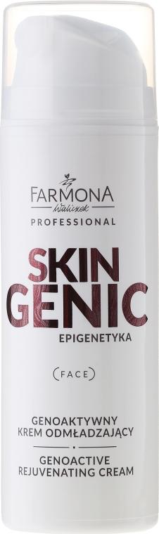 Verjügende Gesichtscreme - Farmona Professional Skin Genic Genoactive Cream