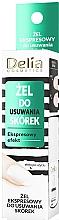 Düfte, Parfümerie und Kosmetik Nagelhautentferner - Delia Gel Express Effect Cuticle Removal Gel
