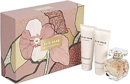 Düfte, Parfümerie und Kosmetik Elie Saab Le Parfum Essentiel - Duftset (Eau de Parfum 50ml + Körperlotion 75ml + Duschgel 75ml)