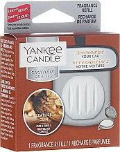 Düfte, Parfümerie und Kosmetik Auto-Lufterfrischer Leather Cuir (Zerstäuber) - Yankee Candle Charming Scents Refill Leather