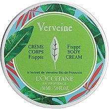 Düfte, Parfümerie und Kosmetik Körpercreme mit Bio-Eisenkraut-Extrakt aus der Provence - L'Occitane Verbena Body Cream