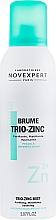 Düfte, Parfümerie und Kosmetik Klärendes, mattierendes und beruhigendes Gesichtsspray mit Zink - Novexpert Trio-Zinc Mist