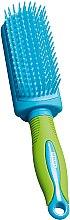 Düfte, Parfümerie und Kosmetik Massage-Haarbürste für Kinder grün-blau - Titania