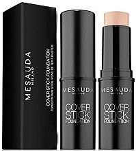 Düfte, Parfümerie und Kosmetik Foundation-Stick - Mesauda Milano Cover Stick Foundation