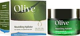 Düfte, Parfümerie und Kosmetik Pflegende Gesichtscreme mit Olivenöl - Frulatte Olive Oil Nourishing Hydrator